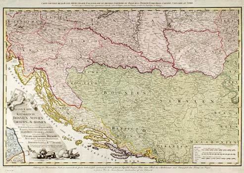 H. C. SCHÜTZ i FRANZ MULLER – SLOVENIJA, HRVATSKA, BOSNA, SRBIJA ...